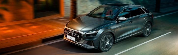 Audi Q8. Свободен от предрассудков