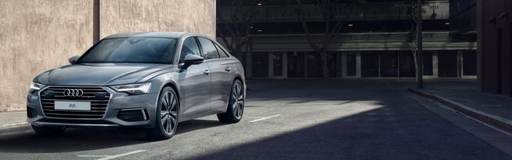 Audi A6.  Безупречное партнерство