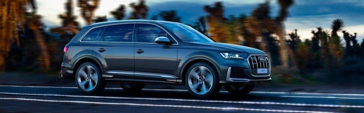 Спортивный характер и безграничные возможности: новый Audi SQ7 TDI