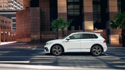 Специальное предложение на новый Volkswagen Tiguan