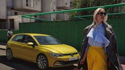 Новый Volkswagen Golf в кредит от 11,4%
