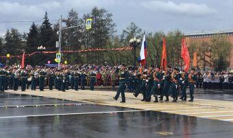 Подразделения Минобороны России и силовые структуры будут репетировать торжественное прохождение по главной площади в честь Дня Победы.