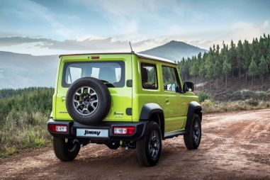 Suzuki подняла цены на весь модельный ряд в России