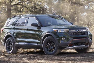 Ford представил «самую внедорожную» версию Эксплорера