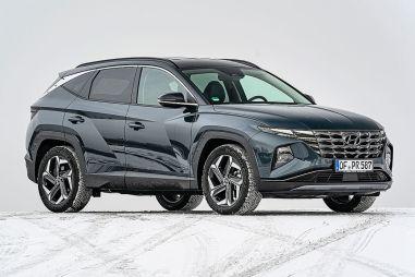 Новый Hyundai Tucson: известна гамма двигателей для России