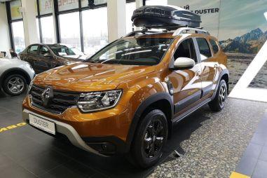 Renault повысила цены на все автомобили в России