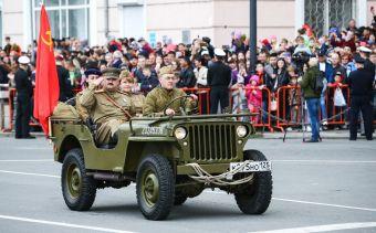 В городе проведут праздничный парад и другие мероприятия.