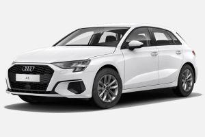 В России стала доступна базовая Audi A3 нового поколения (цены)
