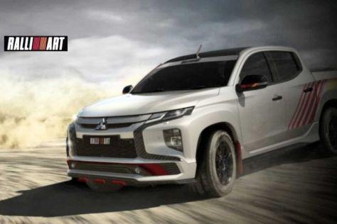 Mitsubishi возрождает суббренд Ralliart в Японии