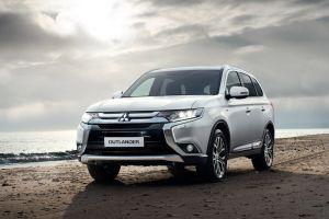 Произведенные в Калуге Mitsubishi Outlander отзывают из-за проблем с тормозами