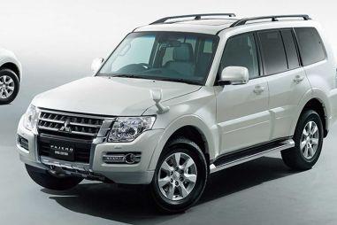 Mitsubishi Pajero полностью сняли с производства