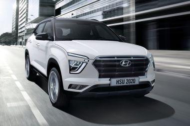 Объявлена дата презентации Hyundai Creta второго поколения