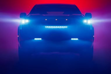 Toyota опубликовала первое изображение пикапа Tundra нового поколения