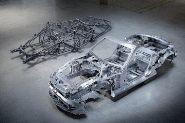 В новом поколении Mercedes-Benz SL получит гораздо более прочный кузов