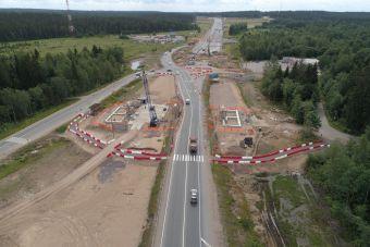 В России разрешили строить трассы без проектов организации движения