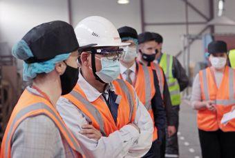 Новые возможности для эффективного производства: Тойота передает опыт и знания российским предприятиям