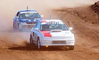 Второй этап краевых соревнований по автокроссу пройдет в Чите 23 мая