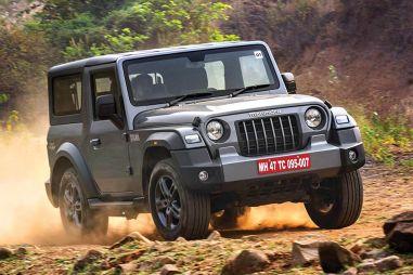 Mahindra отказалась от планов экспорта своей копии Jeep Wrangler