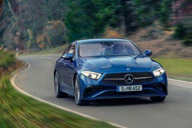 Обновленный Mercedes-Benz CLS пришел в Россию: цена выросла на миллион
