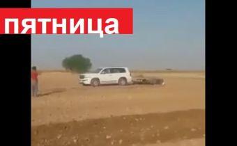 Пятничная подборка видео: вспахивает поле на «Крузаке»