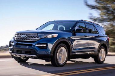 Ford Explorer получит электрическую версию