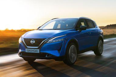 Nissan будет делать панели нового Qashqai из вторсырья