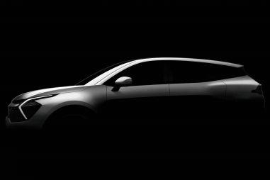 Новый Kia Sportage: первые фото
