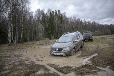 Renault Duster vs Suzuki Jimny. Прагматизм и эмоции