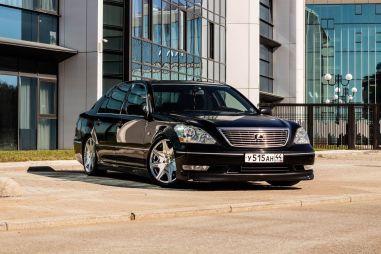 Lexus за миллион