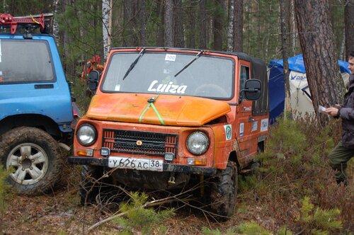 Блог Lada Niva Travel: ищем предел проходимости2