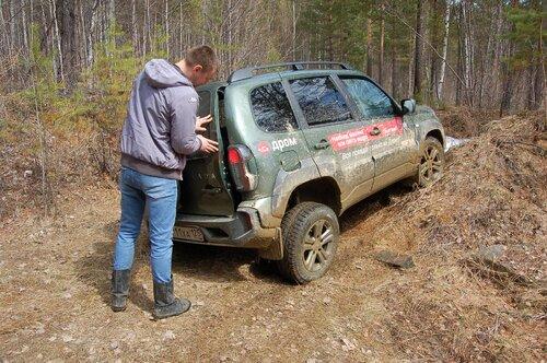 Блог Lada Niva Travel: ищем предел проходимости23