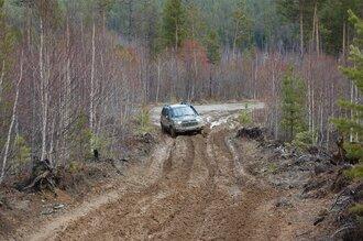 Блог Lada Niva Travel: ищем предел проходимости44