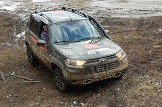 Блог Lada Niva Travel: ищем предел проходимости50