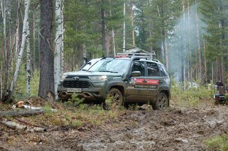 Блог Lada Niva Travel: ищем предел проходимости51
