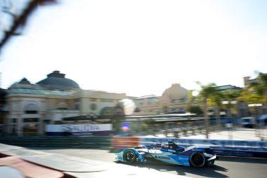 Сражение до последних секунд. В Монако состоялся этап Формулы Е