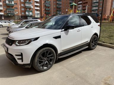Land Rover Discovery, 2018