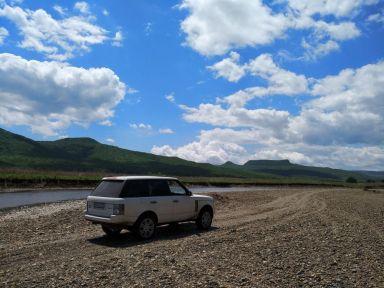 Range Rover 2009 отзыв автора | Дата публикации 29.04.2021.