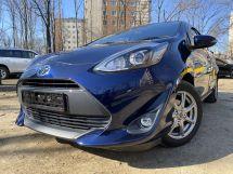 Отзыв о Toyota Aqua, 2018 отзыв владельца
