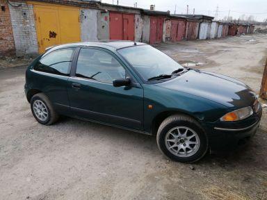 Rover 200, 1997