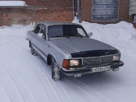 ГАЗ 3102 Волга 2004 - отзыв владельца