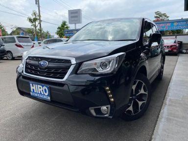 Subaru Forester 2017 отзыв автора | Дата публикации 07.05.2021.