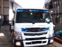 Отзыв о Mitsubishi Fuso Canter, 2020 отзыв владельца