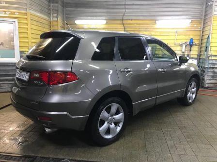 Acura RDX 2008 - отзыв владельца