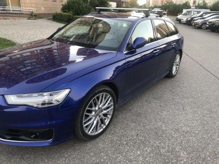 Audi A6 2015 - отзыв владельца