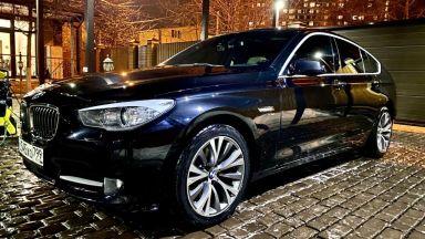 BMW 5-Series Gran Turismo, 2012