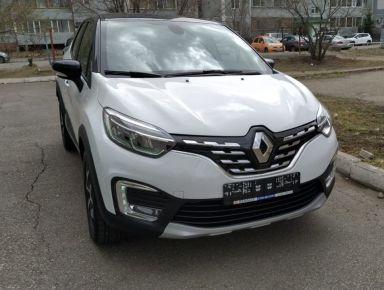 Renault Kaptur 2021 отзыв автора | Дата публикации 12.05.2021.