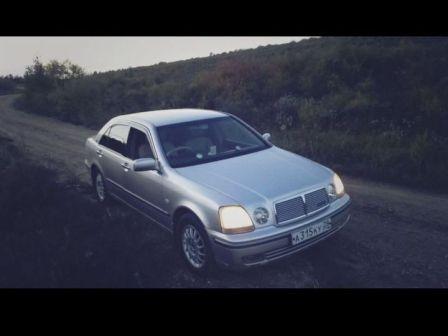 Toyota Progres 1998 - отзыв владельца
