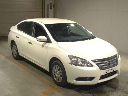 Nissan Sylphy 2015 - отзыв владельца