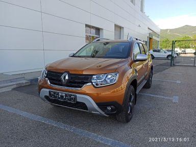 Renault Duster 2021 отзыв автора | Дата публикации 17.05.2021.