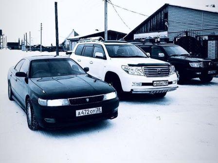 Toyota Chaser 1996 - отзыв владельца